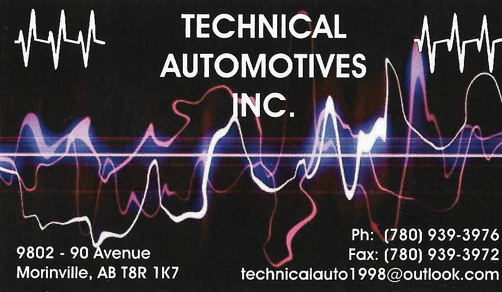 Technical Automotives Inc. logo