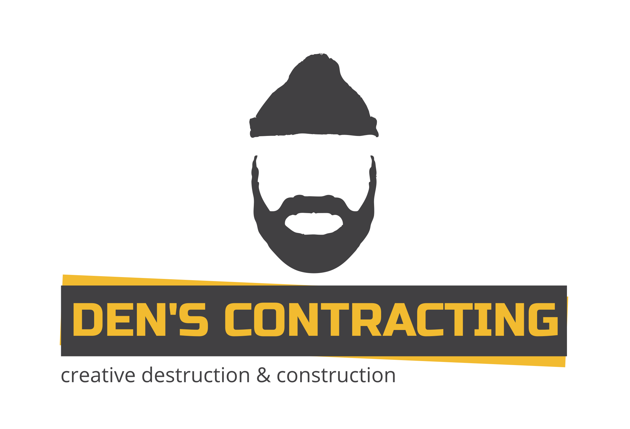 DEN'S CONTRACTING logo