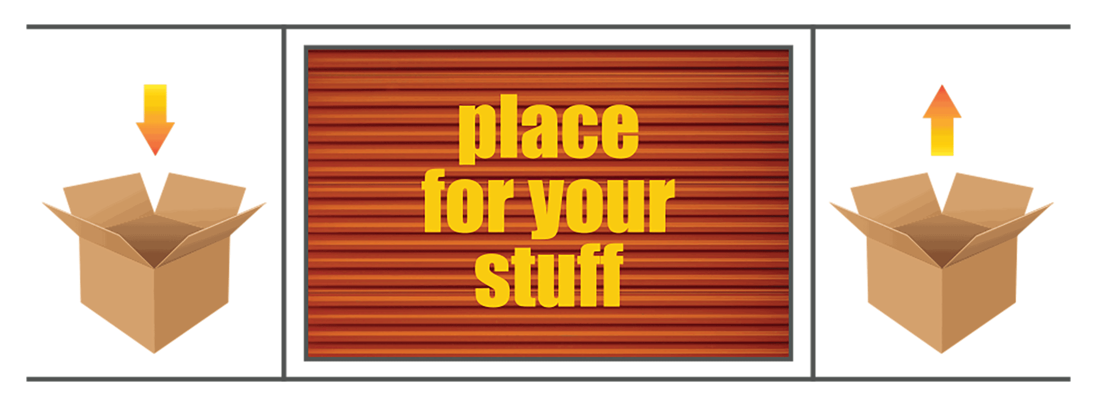 Place For Your Stuff Limited Partnership logo