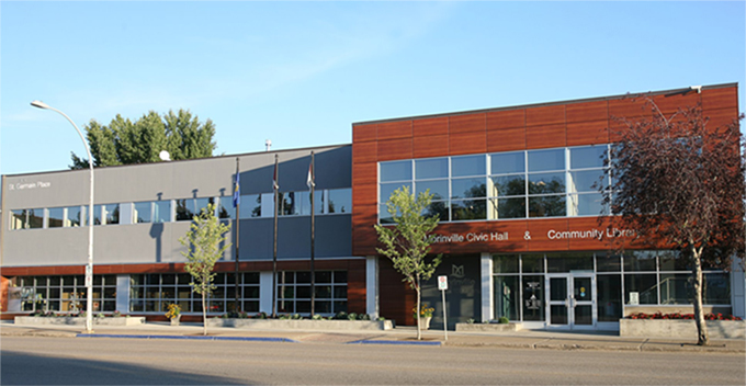 Morinville Town Office
